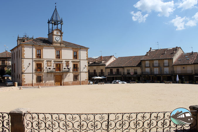 Plaza Mayor – Riaza