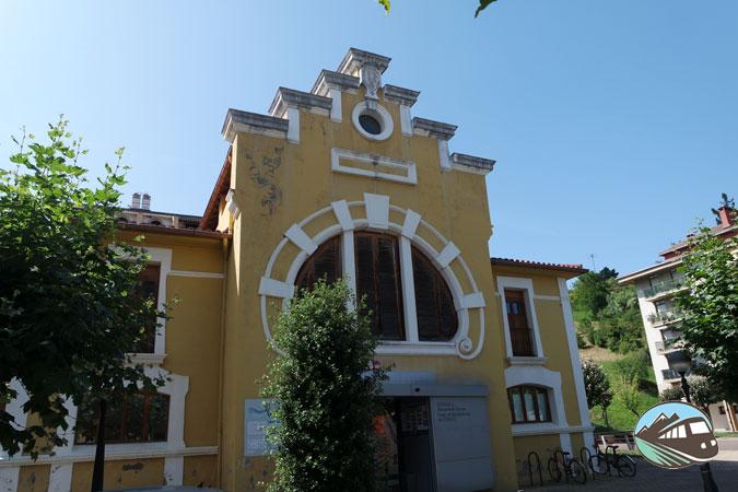 Centro de Interpretación Algorri - Zumaia
