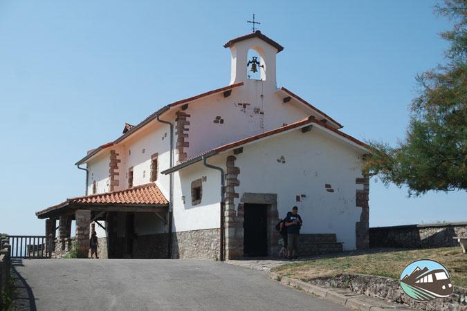 Ermita de San Telmo - Zumaia
