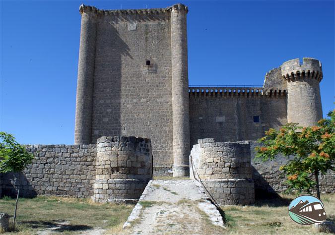 Castillo Villafuerte de Esgueva