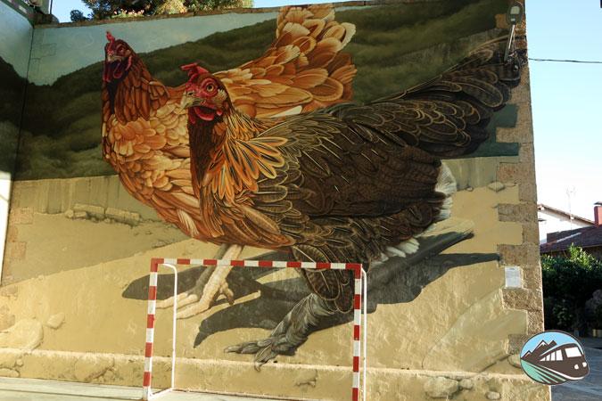 Murales de Garcibuey