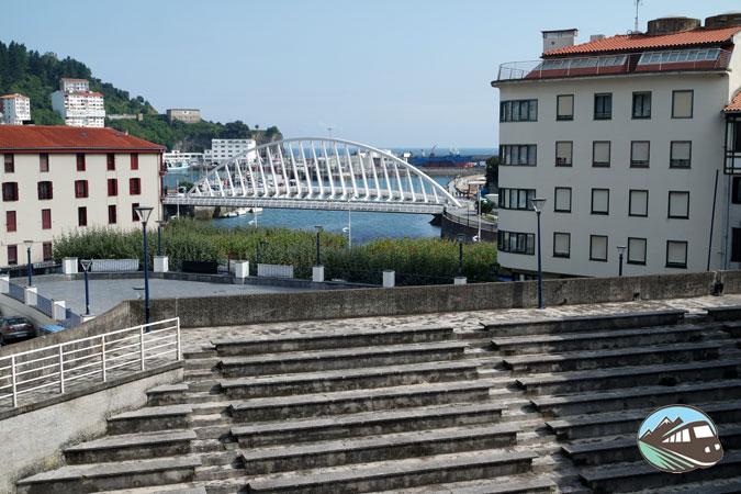 Puente de Itxas Aurre - Ondarroa
