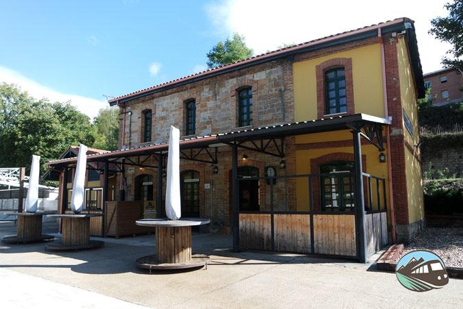 Estación de ferrocarril de Barruelo de Santullán - Montaña Palentina