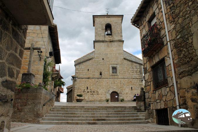 Iglesia de San Antonio de Padua - Piedralaves