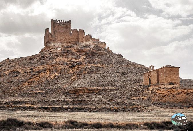 Castillo de la Raya - Monteagudo de las Vicarías