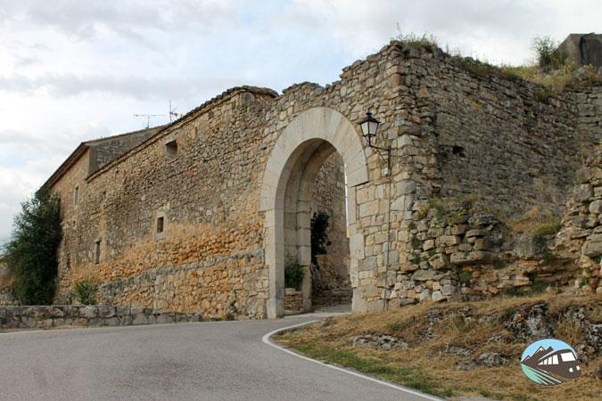 Puerta de la muralla – Rello