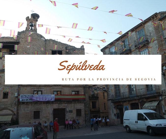 Sepúlveda – Portada