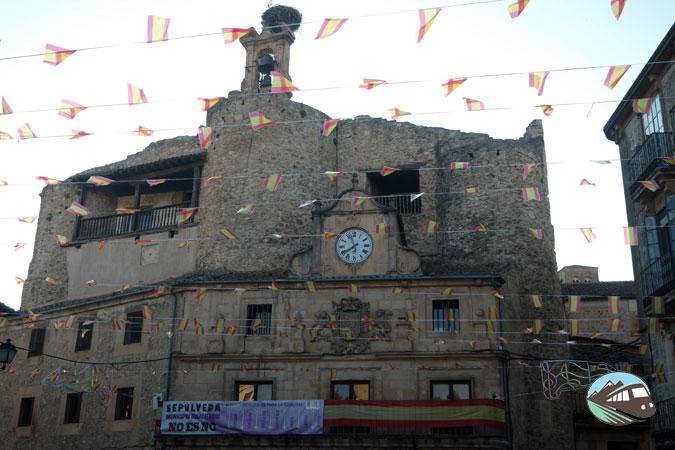 Castillo - Sepúlveda