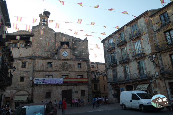 Plaza Mayor - Sepúlveda