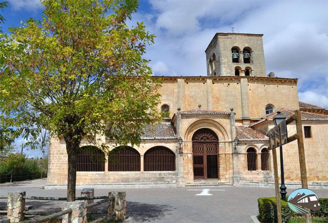 Iglesia de la Virgen de la Peña - Sepúlveda