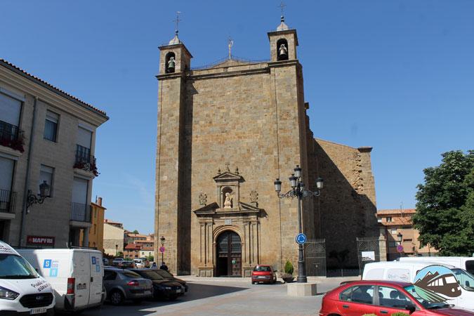 Basílica de los Milagros – Ágreda