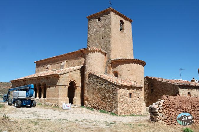 Iglesia de San Pedro - Caracena