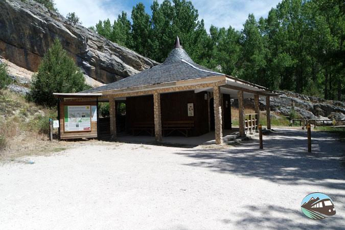 Centro de información - La Fuentona