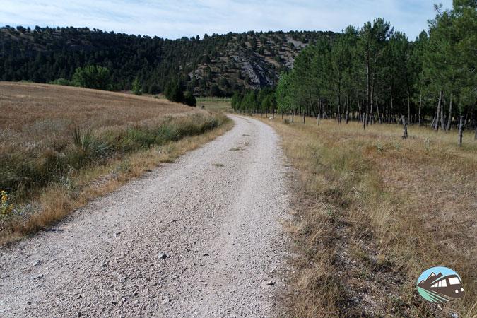 Camino a la Hoz - Orillares