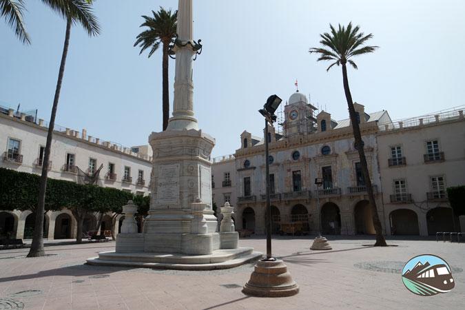 La Plaza Vieja - Almería