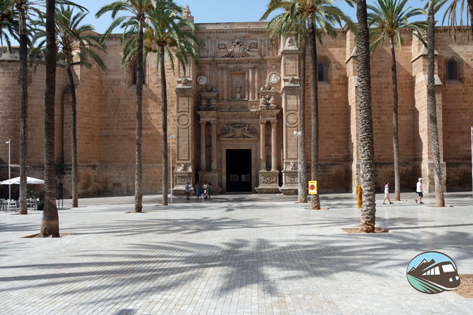 Catedral-Fortaleza de la Encarnación - Almería