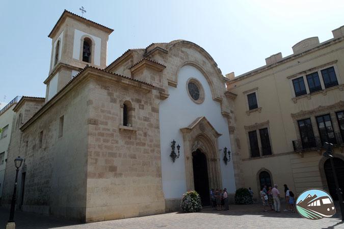 Santuario de la Virgen del Mar – Almería