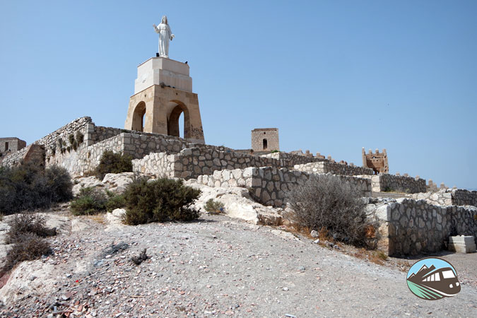 Cerro de San Cristóbal - Almería