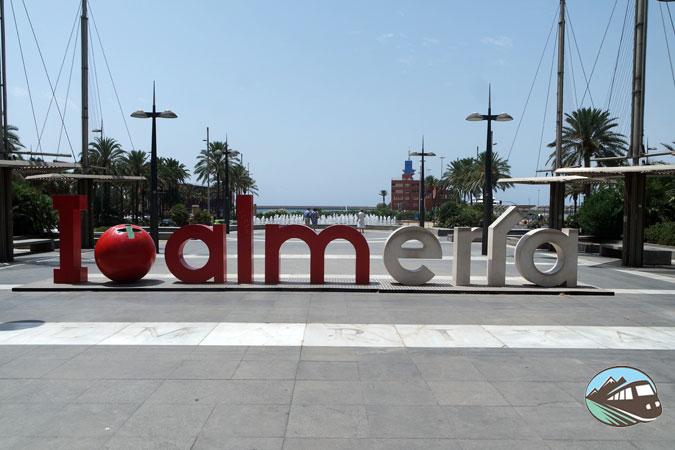 La Rambla de Almería