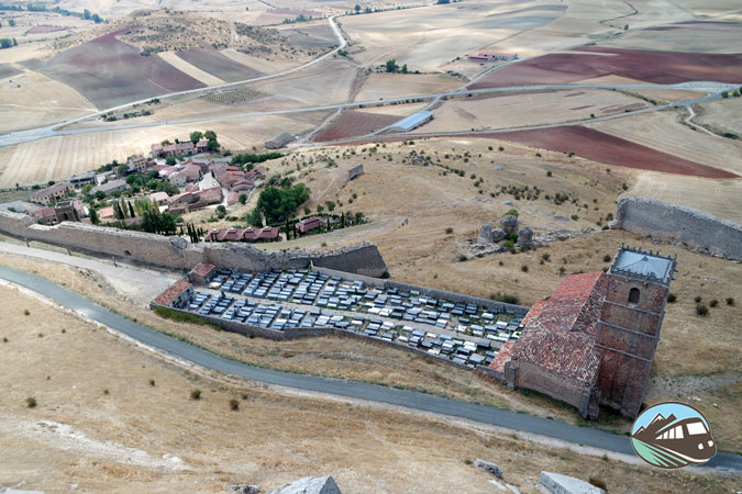 Iglesia de Santa María del Rey - Atienza