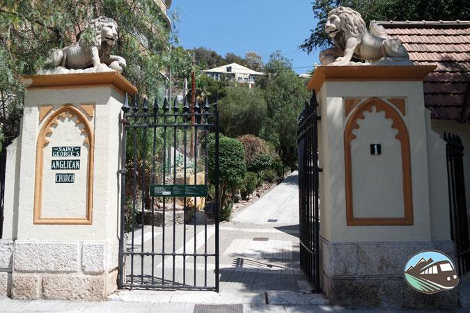 Cementerio Inglés - Málaga