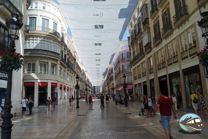 Calle Larios - Málaga