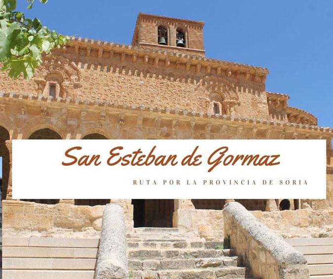 San Esteban de Gormaz – Portada