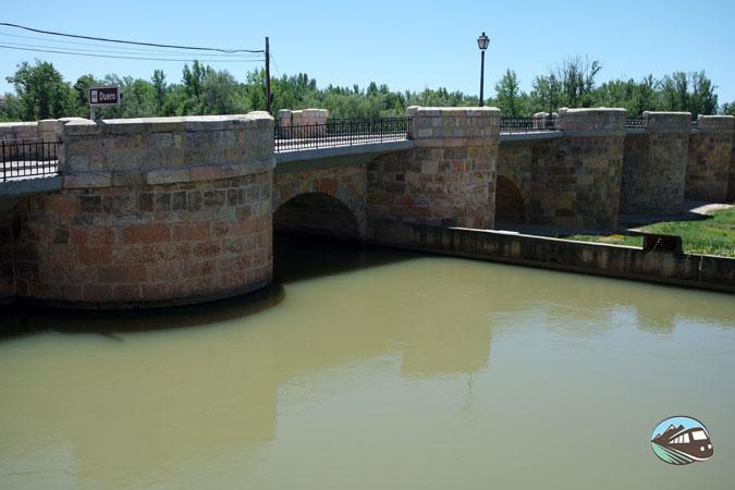 Puente medieval - San Esteban de Gormaz