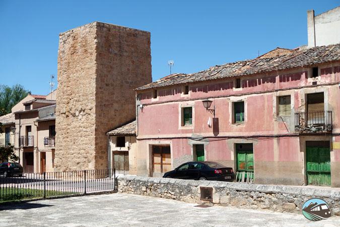 Resto de la muralla - San Esteban de Gormaz