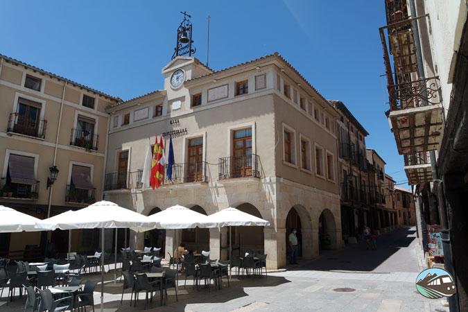 Plaza Mayor - San Esteban de Gormaz