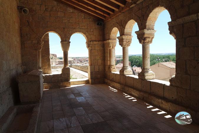 Iglesia de la Virgen del Rivero - San Esteban de Gormaz