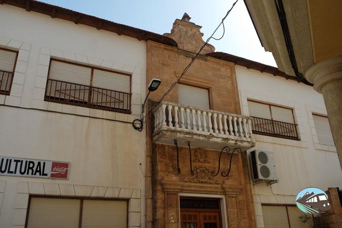 Casas hidalgas – Iniesta