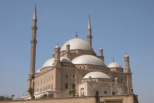 Mezquita de Mohamed Alí o de Alabastro
