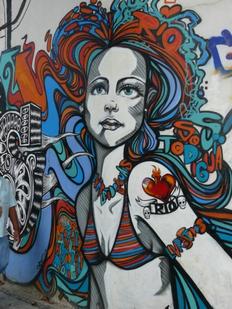 Graffiti Rio