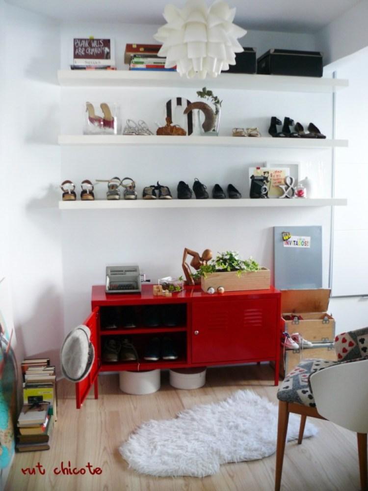 decoración-con-zapatos
