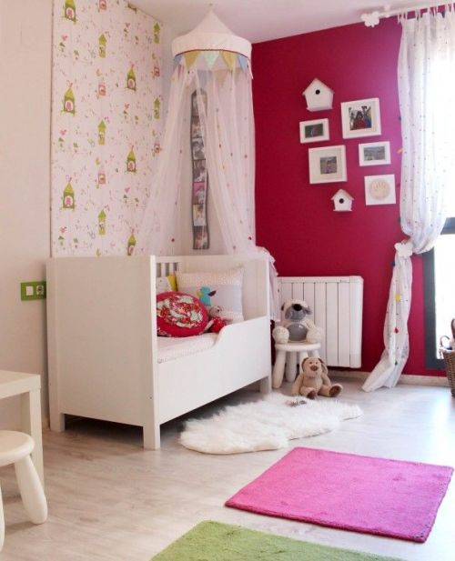 Paredes de cuartos infantiles 2a