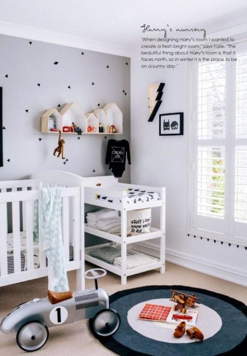 Paredes de cuartos infantiles 3