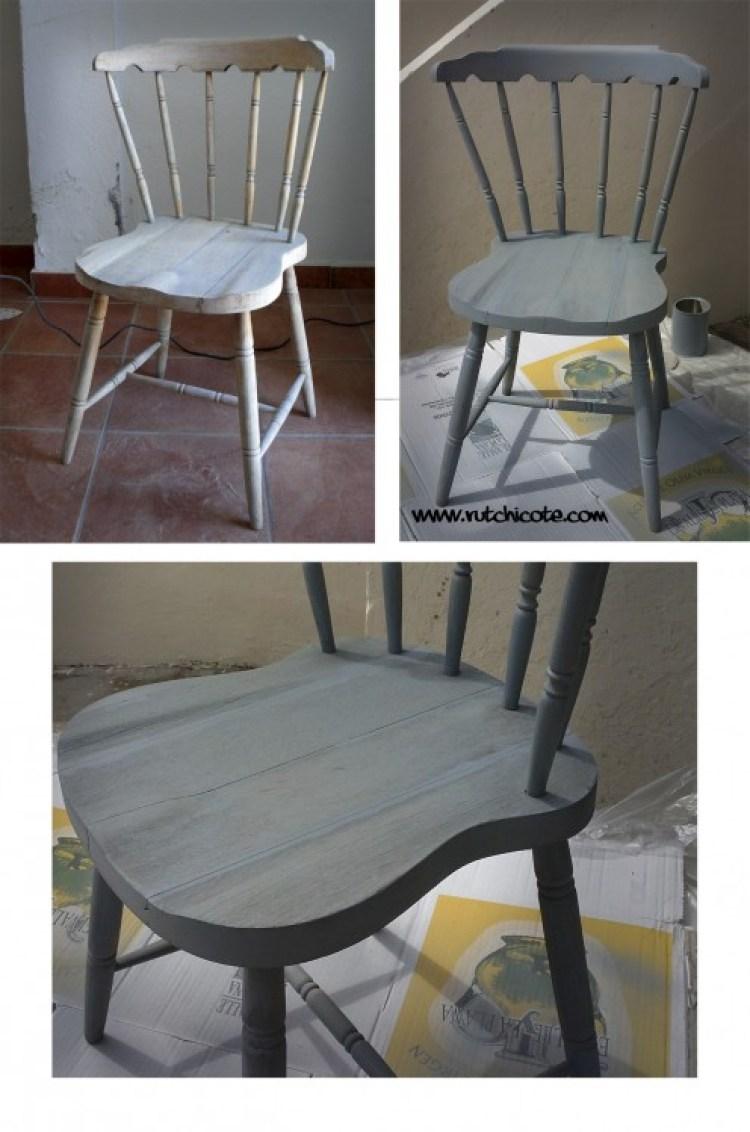 Proceso de restauración de una silla2