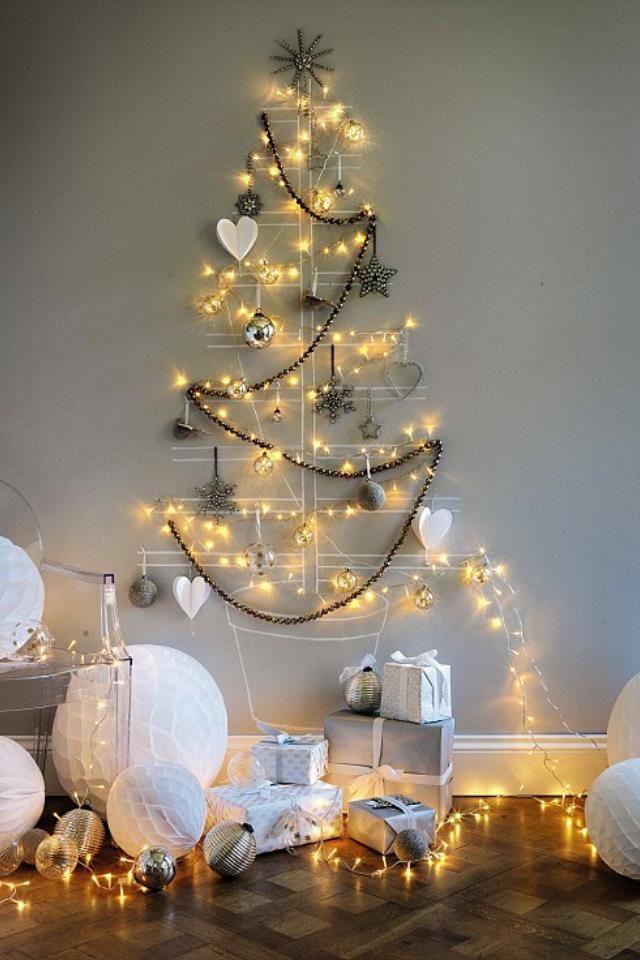 árbol-de-navidad-pared