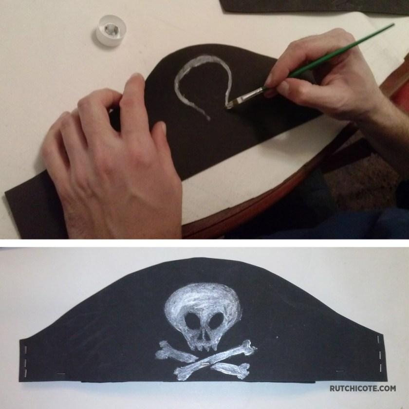Gorros-piratas