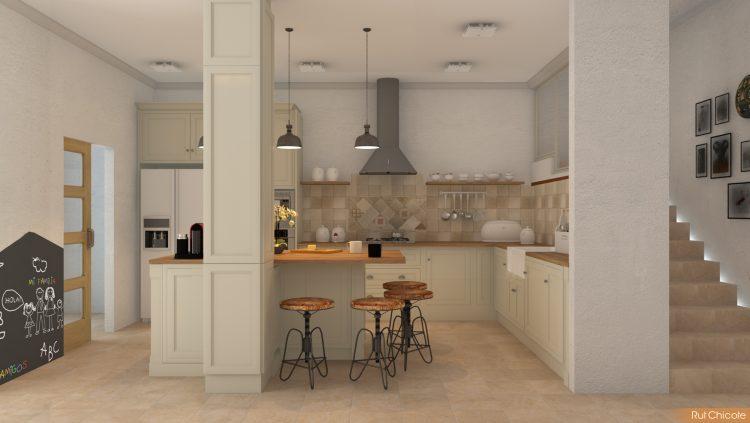 Diseño-de-casa-Cocina-rustica1