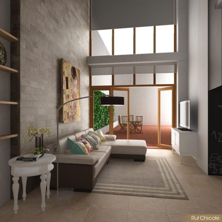 Diseño-de-casa-salon-rustico-contemporaneo