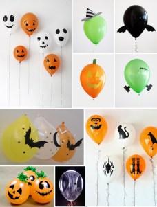 5-ideas-para-una-fiesta-de-halloween-globos