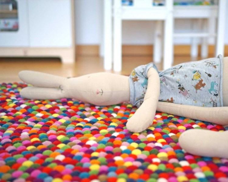 Alfombras para dormitorios infantiles