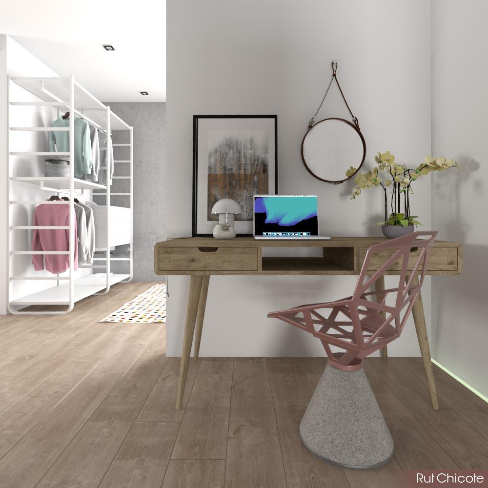 Habitacion Con Bao Y Vestidor Interesting Full Size Of