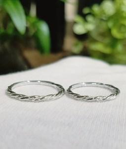 結婚指輪 細身リング(タイプⅧ)