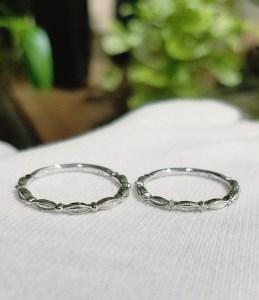 結婚指輪 細身リング(タイプⅥ)