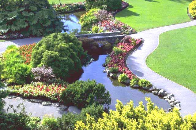 Einen Feng Shui Garten Richtig Gestalten