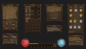RPG Interface