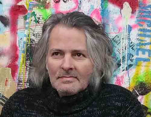 Michael Waizman - Ruth Gallery - Luxembourg